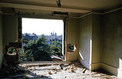 Genève, la Résidence, chambre avec vue...