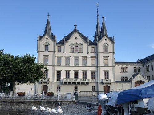 Château de l'Aile, après sa réfection (2008-2014)