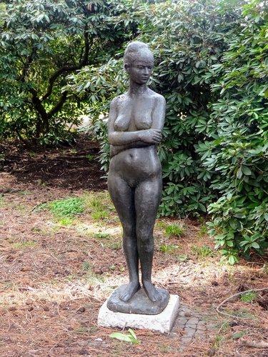 «Femme aux bras croisés» - Oeuvre d'Alexandre Meylan