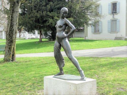 «Sylvie» oeuvre de Marguerite Duchosal-Bastian