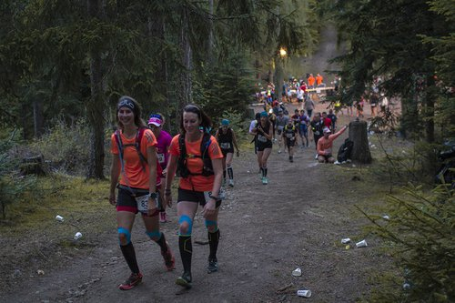 Course Sierre-Zinal 2018