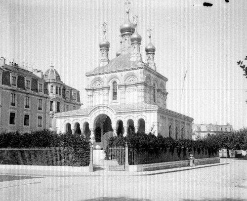 Eglise Orthodoxe Russe Genève