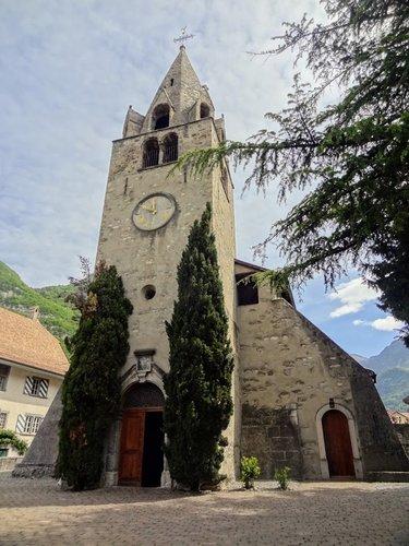 Aigle - Eglise du Cloître