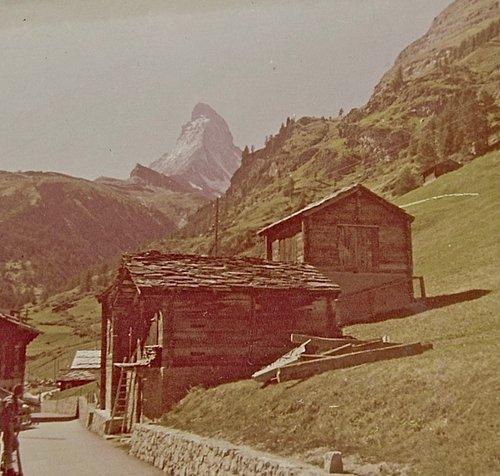 Cervin, Matterhorn, ou encore Cervino, 4478 mètres