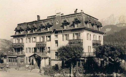 Grand Hôtel Beau-Séjour