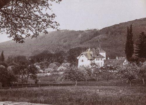 Rive droite de la Broye, la Maison seigneuriale de Forel