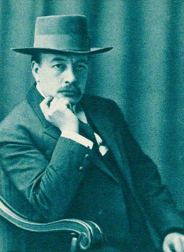 Charles CHAIX vers 1923