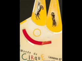 Monde du Cirque Lausanne 87 | vidéo 1