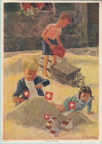 1er août 1937 Fête nationale