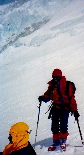 Shisha Pangma, 8027 mètres, Tibet