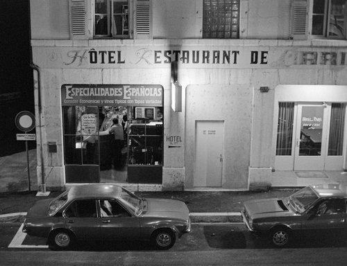 Genève, Hôtel Restaurant de Paris