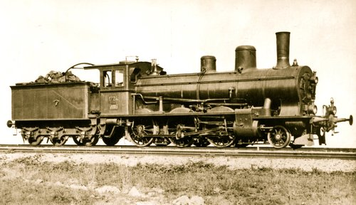 Locomotive CFF B 3/4