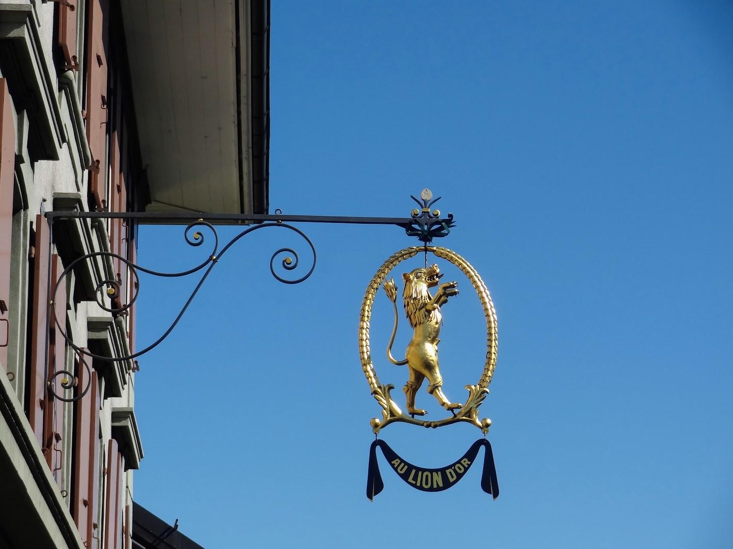 Chexbres - Au Lion d'Or