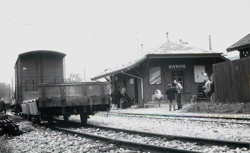 Nyon-saint Cergue-Morez chemin de fer
