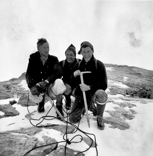 Sommet des Diablerets, 3210 mètres
