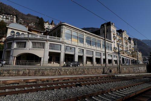 Hôtel des Alpes-Grand Hôtel