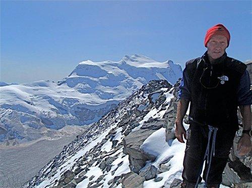 Grand Combin, 4313 mètres