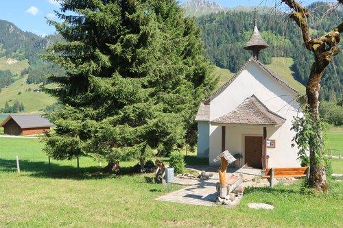 Chapelle de Schwarzseebad