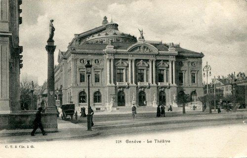 Genève, le Grand-Théâtre
