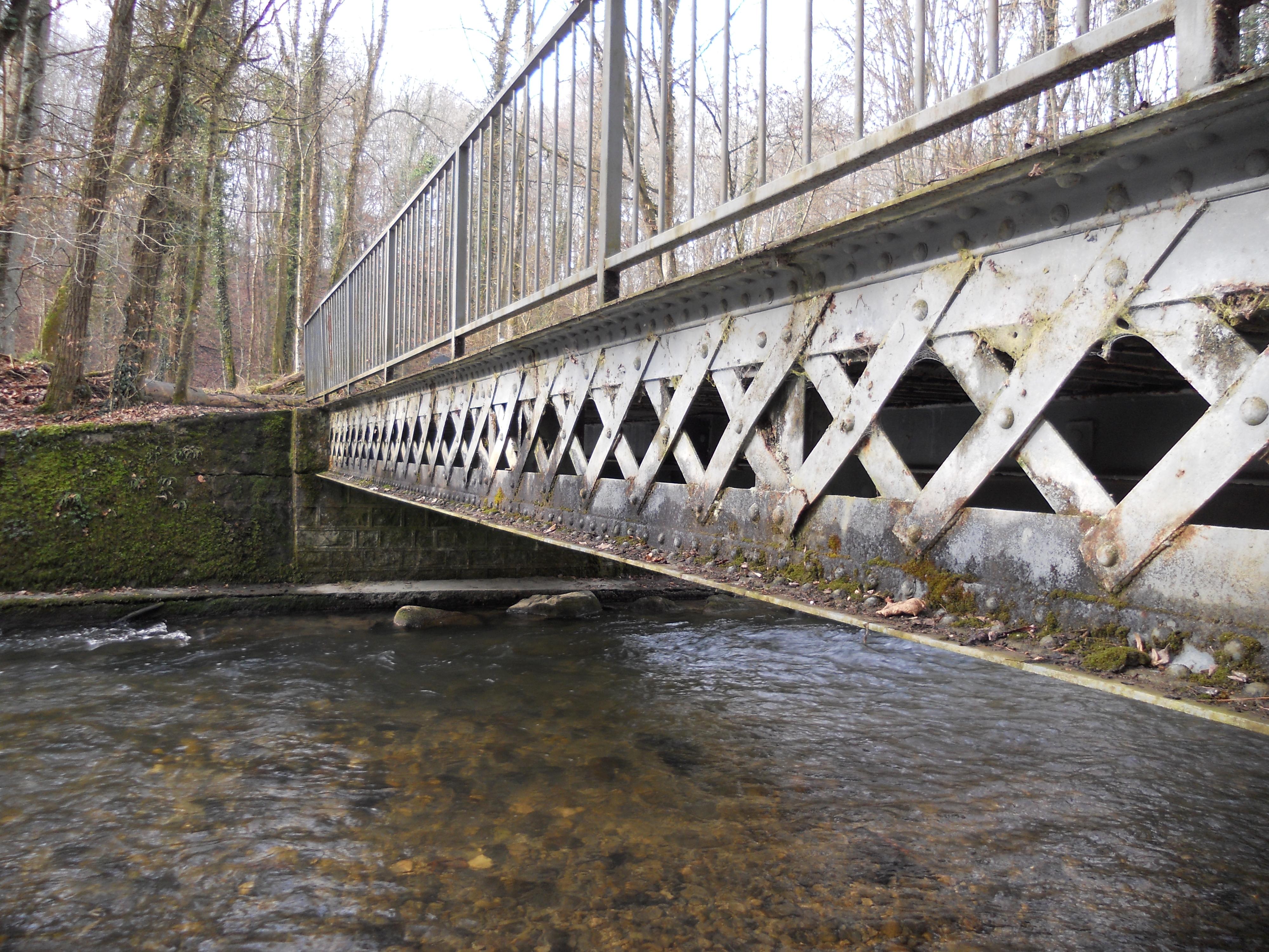 Pont de la Tourne à Conty