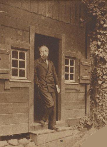 Ernest ANSERMET en 1931 - 1/5