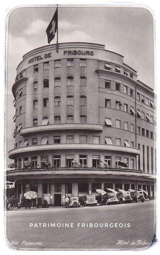 Hôtel de Fribourg