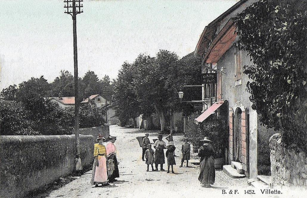 Villette Genève