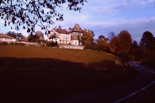 Jussy Château-du-Crest