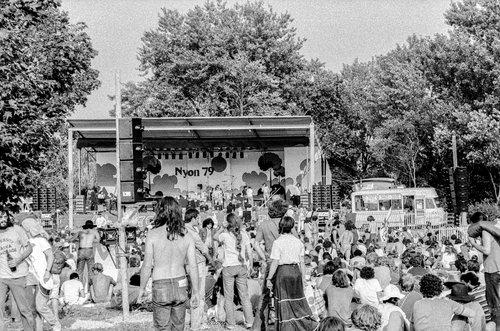 Nyon Folk Festival 1979