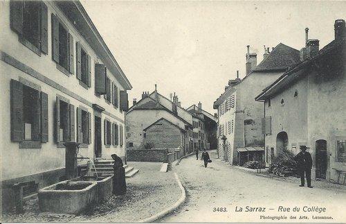 Fontaine de La Sarraz