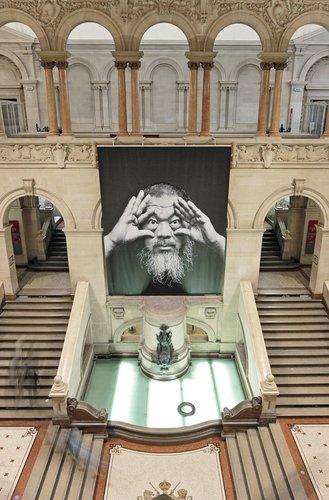 AI WEIWEI au Palais de Rumine, Musée Cantonal des beaux-Arts