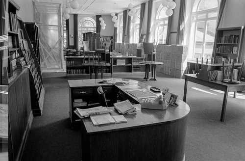 Genève, Bibliothèque de la Madeleine
