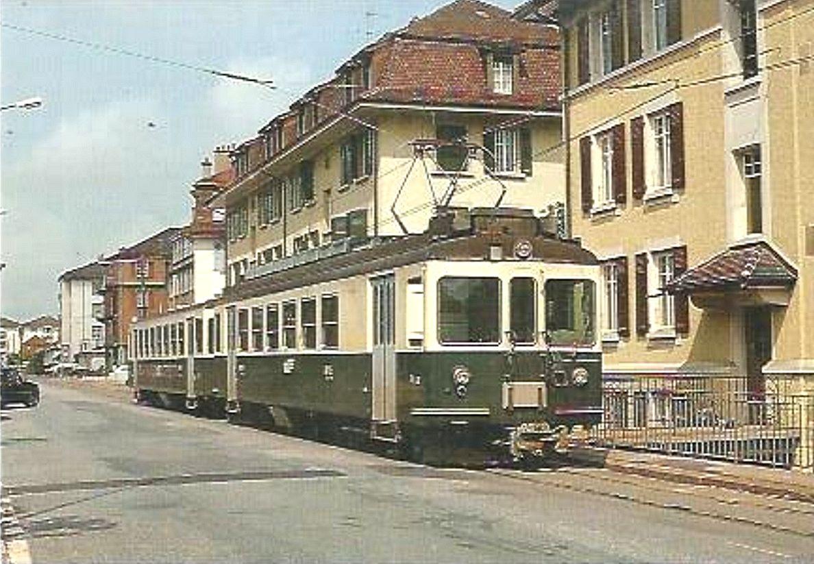 Lausanne avenue d'Echallens L.E.B