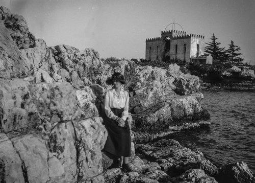 Villa mauresque au cap d'Antibes