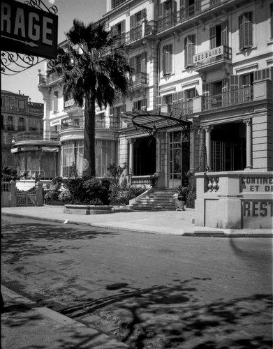 St Raphaël, Hôtel Continental et des Bains