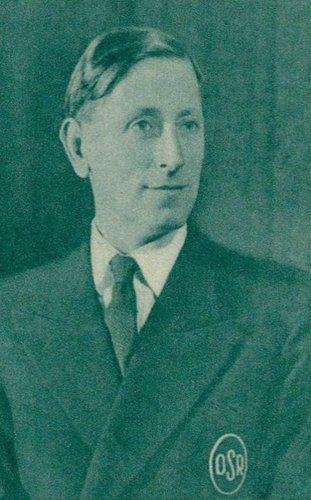 Visages de l'OSR - Adolphe, le garçon d'orchestre, 1938