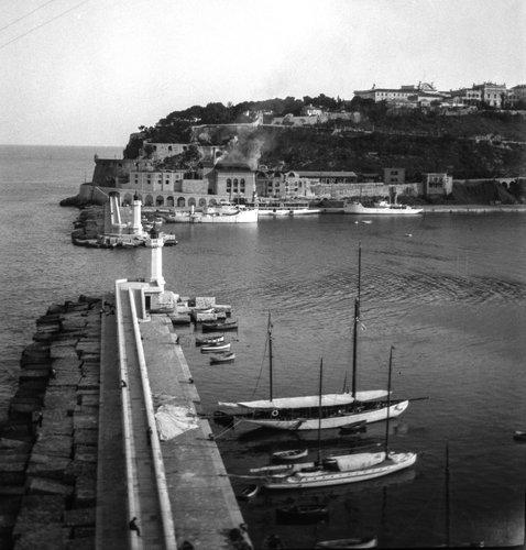 Le port de Monte Carlo