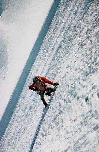 Aiguille du Chardonnet, 3824 mètres