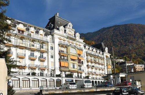 Ancien Grand-Hôtel - Hôtel des Alpes, rénovation 2016