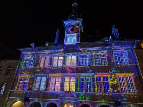Hôtel de Ville «Rêveries lausannoises»