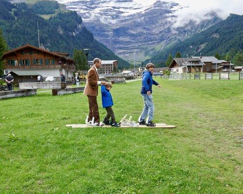 Fête des guides de haute montagne romands