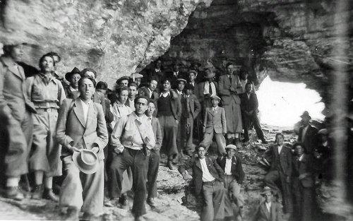 Hommes des cavernes