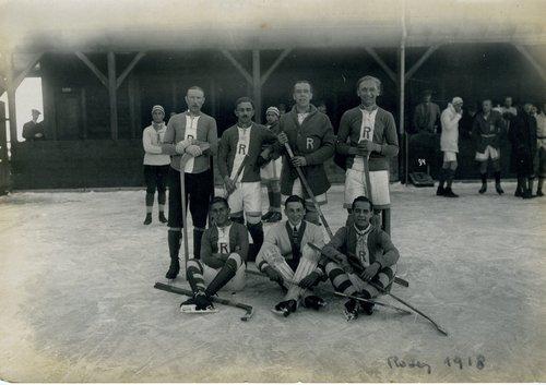 Equipe de hockey sur glace de l'institut du Rosey