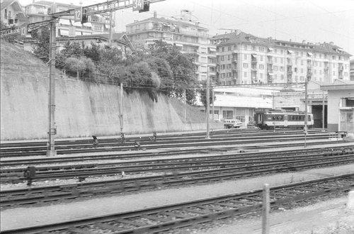 Dépôt des locomotives Lausanne