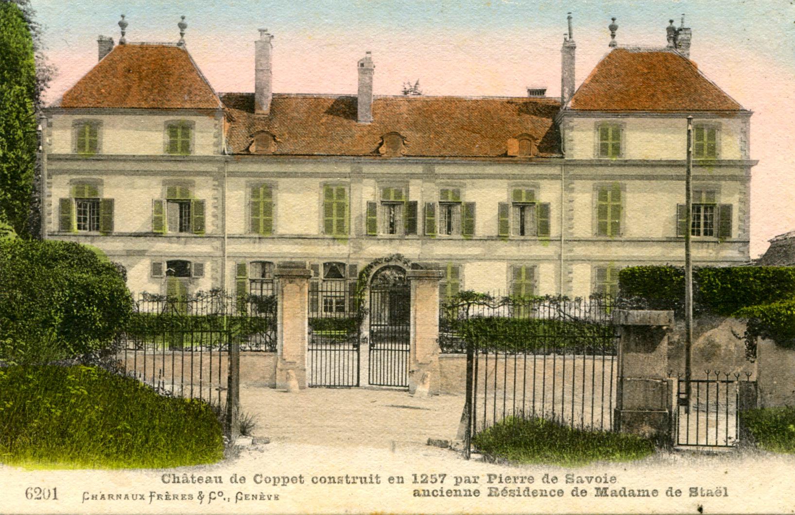 Le Château de Coppet