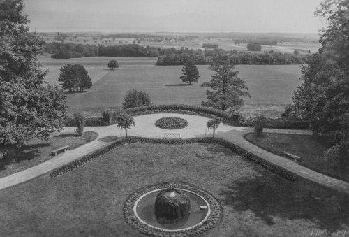 Parc et Jardins du Château de Bonmont