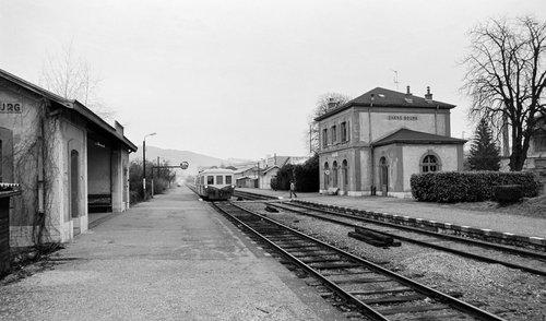 La Gare de Chêne-Bourg