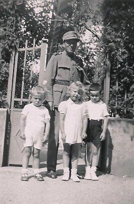 Mobilisation 1939 - 1945