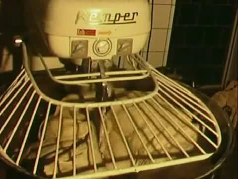 Le pain en 1976.