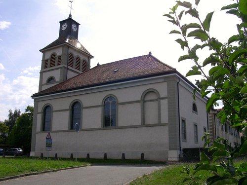 Soral, son église